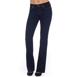 Second Yoga Jeans Size 27 Boot Cut